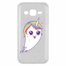 Чохол для Samsung J2 2015 Ghost Unicorn