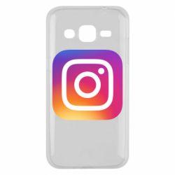 Чохол для Samsung J2 2015 Instagram Logo Gradient