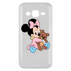 Чохол для Samsung J2 2015 Minnie And Bear
