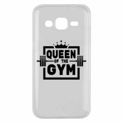 Чохол для Samsung J2 2015 Queen Of The Gym