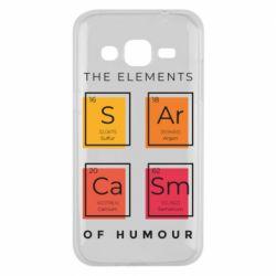 Чохол для Samsung J2 2015 Sarcasm
