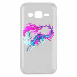 Чохол для Samsung J2 2015 Sisu Water Dragon