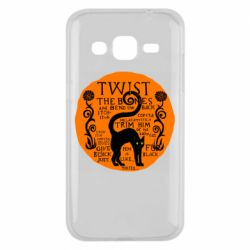 Чехол для Samsung J2 2015 TWIST