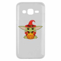 Чохол для Samsung J2 2015 Yoda conjures
