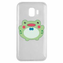 Чохол для Samsung J2 2018 Baby frog