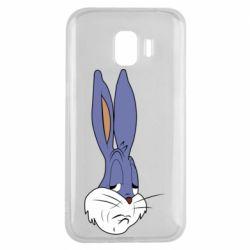 Чохол для Samsung J2 2018 Bugs Bunny Meme Face