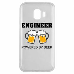 Чохол для Samsung J2 2018 Engineer Powered By Beer