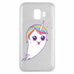 Чохол для Samsung J2 2018 Ghost Unicorn