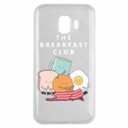 Чохол для Samsung J2 2018 The breakfast club
