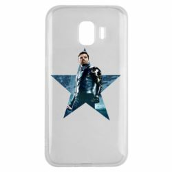 Чохол для Samsung J2 2018 Winter Soldier Star