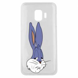 Чохол для Samsung J2 Core Bugs Bunny Meme Face