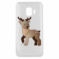 Чехол для Samsung J2 Core Cartoon deer