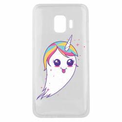 Чохол для Samsung J2 Core Ghost Unicorn