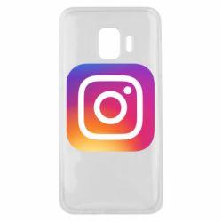 Чохол для Samsung J2 Core Instagram Logo Gradient