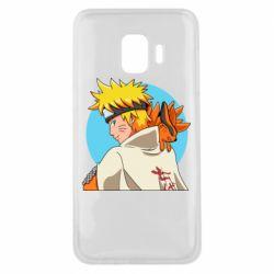 Чохол для Samsung J2 Core Naruto Uzumaki Hokage