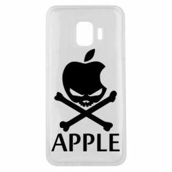 Чехол для Samsung J2 Core Pirate Apple