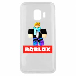 Чехол для Samsung J2 Core Roblox Cool