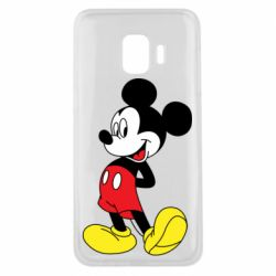 Чехол для Samsung J2 Core Smiling Mickey