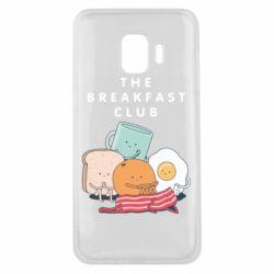 Чохол для Samsung J2 Core The breakfast club