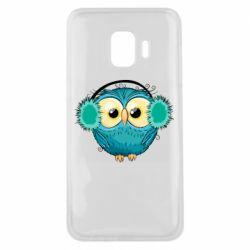 Чехол для Samsung J2 Core Winter owl