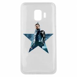 Чохол для Samsung J2 Core Winter Soldier Star