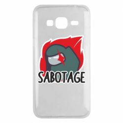 Чохол для Samsung J3 2016 Among Us Sabotage
