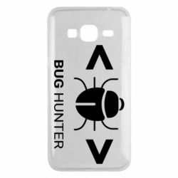 Чохол для Samsung J3 2016 Bug Hunter
