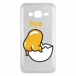 Чохол для Samsung J3 2016 Bye