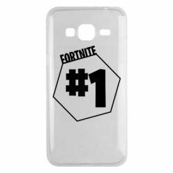 Чохол для Samsung J3 2016 Fortnight number 1