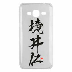 Чохол для Samsung J3 2016 Ghost Of Tsushima Hieroglyphs