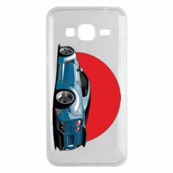 Чехол для Samsung J3 2016 Nissan GR-R Japan