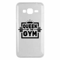 Чохол для Samsung J3 2016 Queen Of The Gym