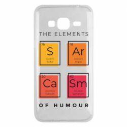 Чохол для Samsung J3 2016 Sarcasm