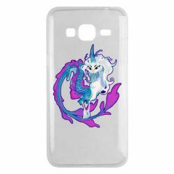 Чохол для Samsung J3 2016 Sisu Dragon Art