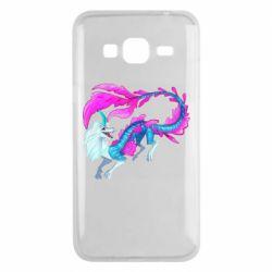 Чохол для Samsung J3 2016 Sisu Water Dragon