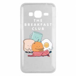 Чохол для Samsung J3 2016 The breakfast club