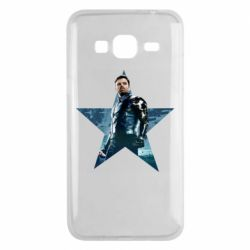 Чохол для Samsung J3 2016 Winter Soldier Star