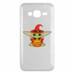 Чохол для Samsung J3 2016 Yoda conjures
