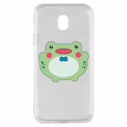 Чохол для Samsung J3 2017 Baby frog