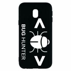 Чохол для Samsung J3 2017 Bug Hunter