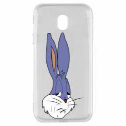 Чохол для Samsung J3 2017 Bugs Bunny Meme Face