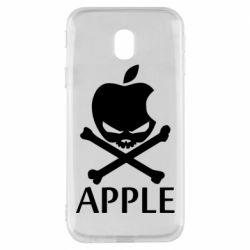 Чехол для Samsung J3 2017 Pirate Apple