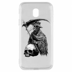 Чехол для Samsung J3 2017 Plague Doctor graphic arts