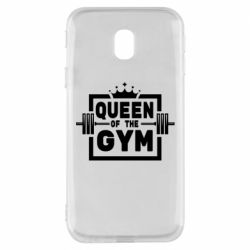 Чохол для Samsung J3 2017 Queen Of The Gym