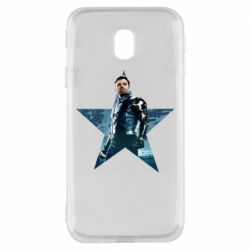Чохол для Samsung J3 2017 Winter Soldier Star
