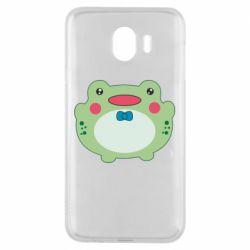Чохол для Samsung J4 Baby frog