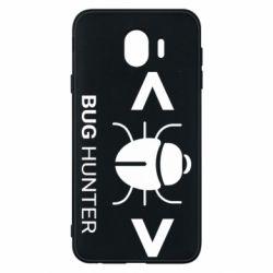 Чохол для Samsung J4 Bug Hunter