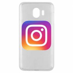 Чохол для Samsung J4 Instagram Logo Gradient