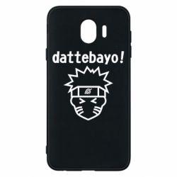 Чохол для Samsung J4 Naruto dattebayo!