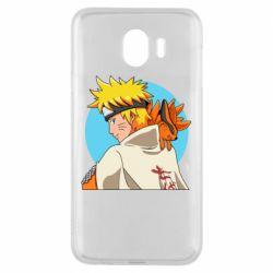 Чохол для Samsung J4 Naruto Uzumaki Hokage